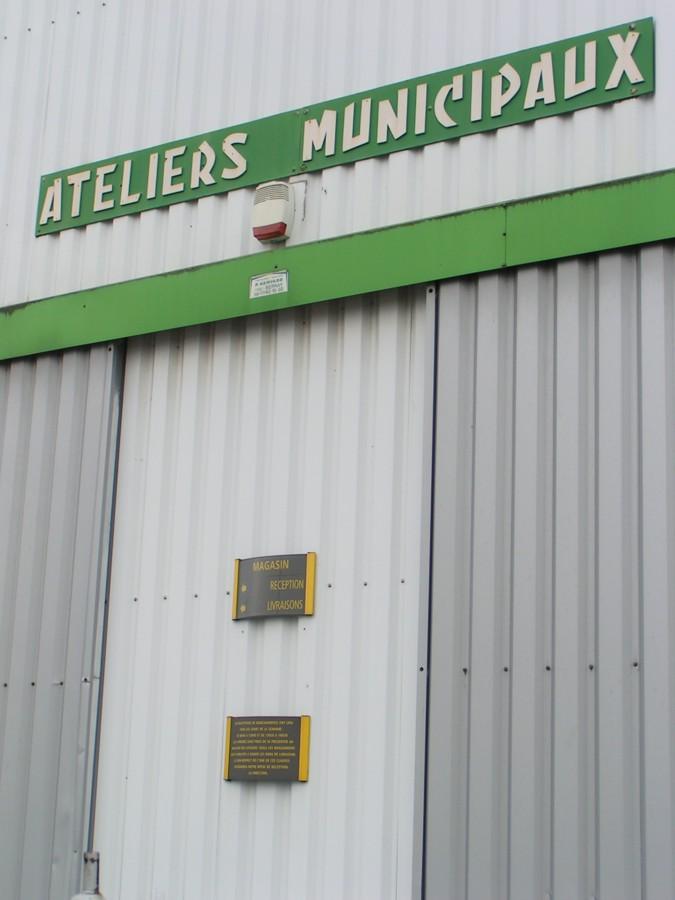 Ateliers Municipaux