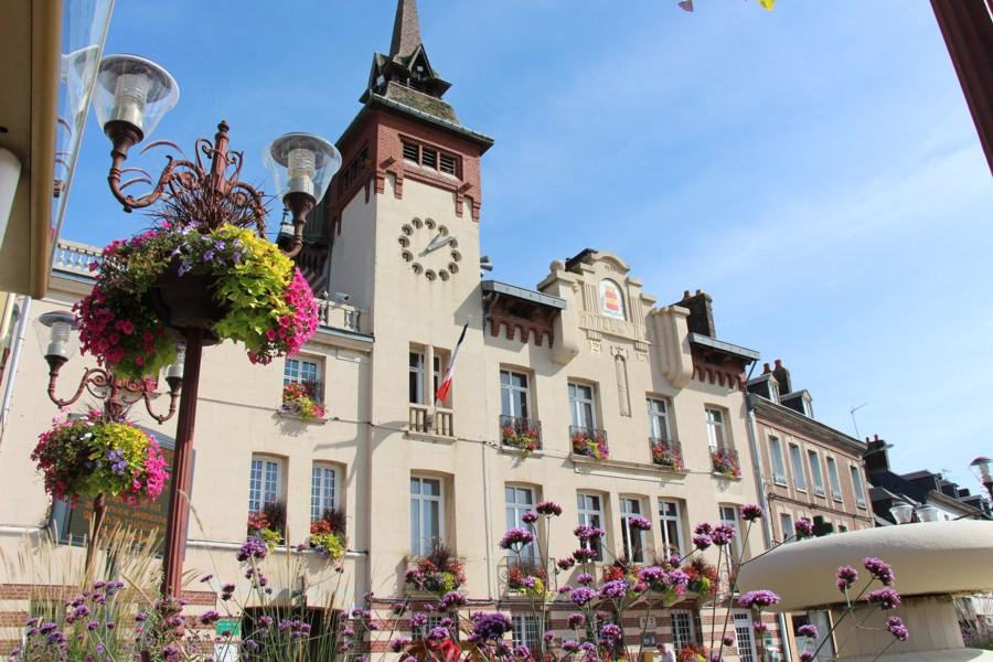Mairie de Forges les Eaux