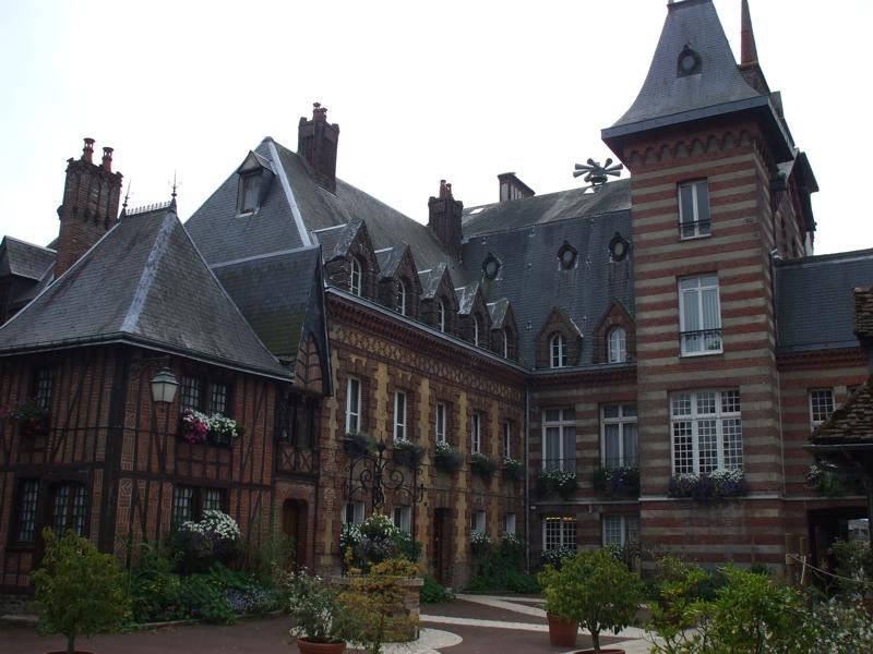 Mairie de Forges les Eaux - Parc Mondory