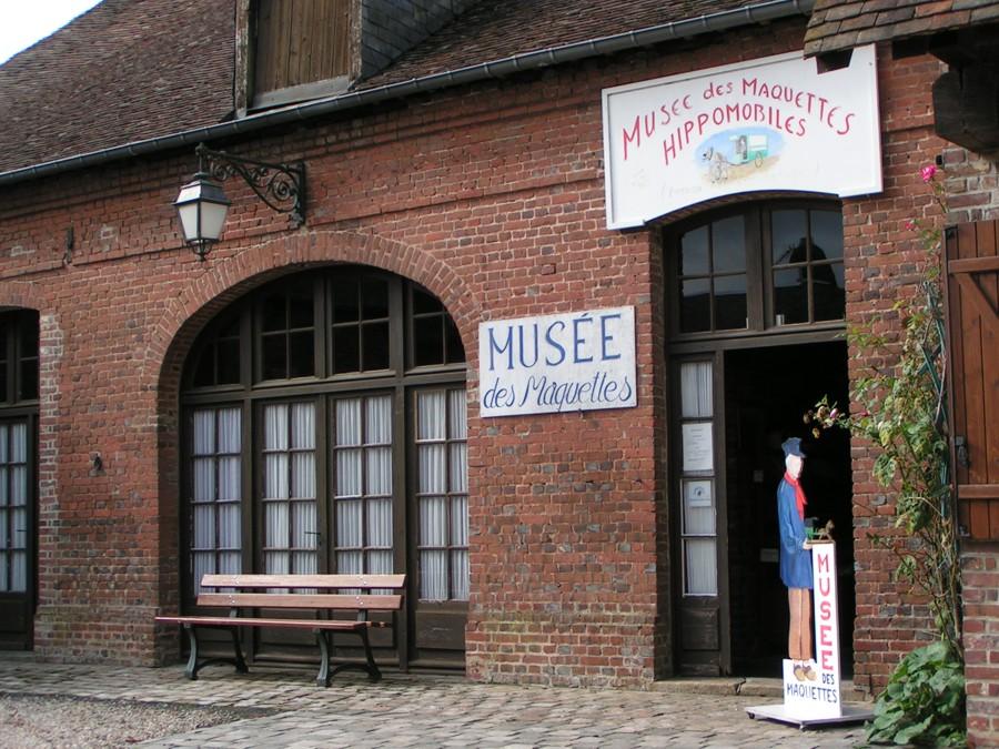 Musée des maquettes hippomobiles